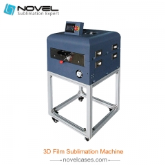 3D Film Sublimation Vacuum Machine for 6 Phone Cases