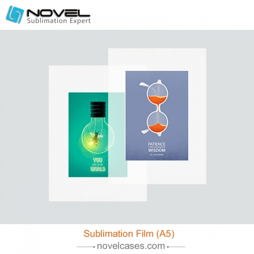 Sublimation Transfer Film A5 (100sheet)