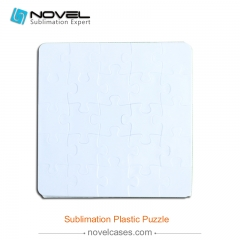 DIY sublimation Polymer Jigsaw Puzzle A4 Size