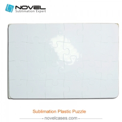 DIY sublimation Polymer Jigsaw Puzzle A5 Size