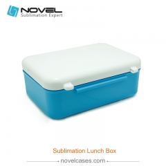 fashionable sublimation custom design lunch box