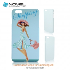 For iPhone 6 Plus 3D Blank Sublimation Phone Case