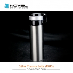320ml Stainless Steel Flask Thermos Sublimation Thermos Bottle