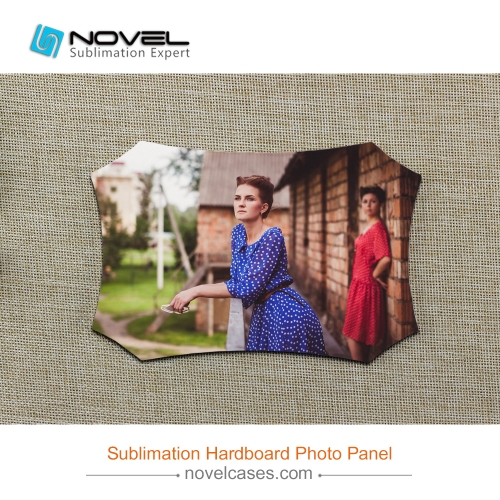 New Sublimation Hardboard Photo Frame Panel With 8 Different Type