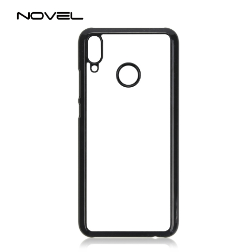 Custom Sublimation Blank Plastic 2D Phone Case For Huawei Y9 2019