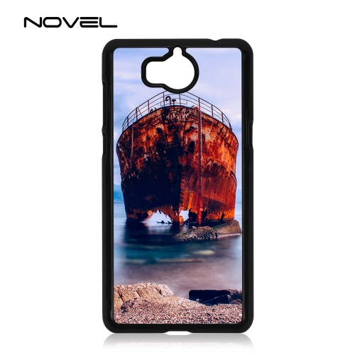 For Huawei Y5 2017 Blank Sublimation Custom 2D Plastic Phone Housing Back Case