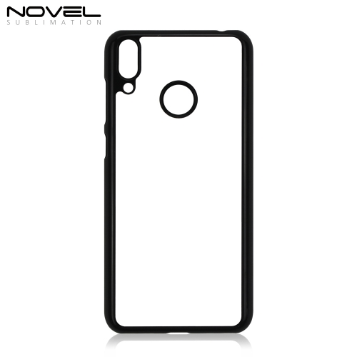 Sublimation Blank Cover Plastic 2D Phone Shell For Huawei Honor 8C