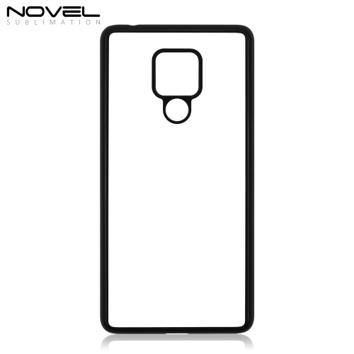 Sublimation Blank Cover 2D Plastic Cell Phone Shell For Huawei Mate 20 X