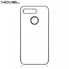 Custom Blank Phone Case Sublimation 2D TPU Mobile Back Shell For Huawei View 20