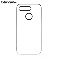 DIY Sublimation Blank 2D Plastic Cell Phone Cover Case For Huawei Honor View V20