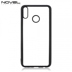 Custom Blank Sublimation 2D TPU Rubber Phone Back Sheel For Huawei Honor 8X