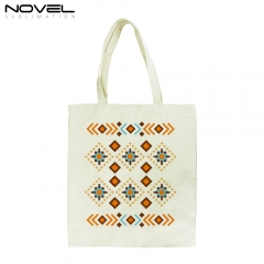 NEW Custom Blank Sublimation Canvas Bag Tote Bag