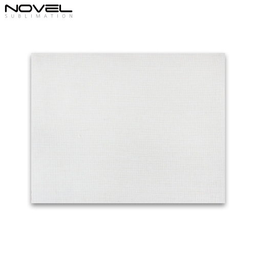 Custom Blank Sublimation Linen Table Mat