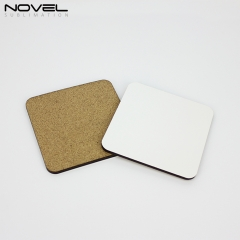 Custom Blank 3mm Coaster Sublimation MDF Coaster- Square