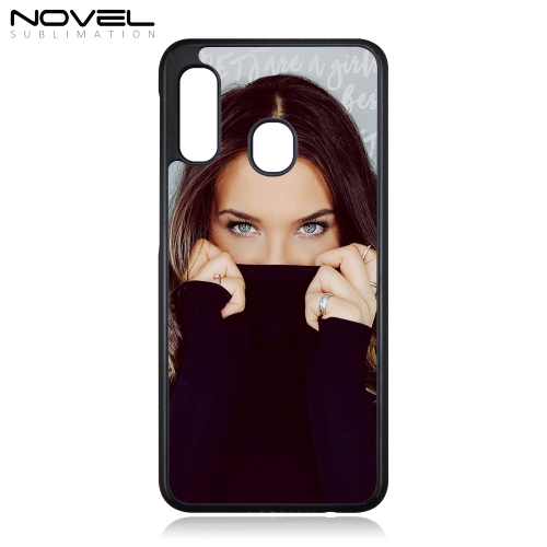 Novelcases For Galaxy A20E Sublimation Blank 2D Plastic Phone Case