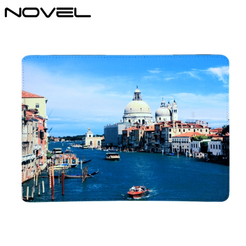 High Quality Sublimation PU Leather Mouse Pad-Rectangle