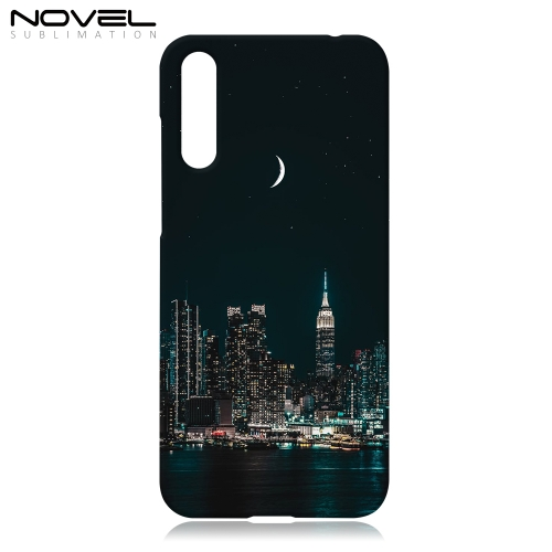 DIY Blank Sublimation 3D Plastic Phone Case For Huawei Enjoy 10s