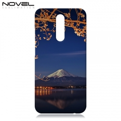 DIY 3D Plastic Phone Case Sublimation Blank Case For Redmi 8