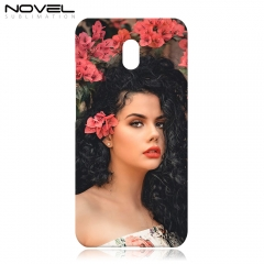 Custom Sublimation Blank 3D Plastic Mobile Phone Case For Redmi 8A