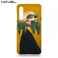 Wholesale DIY Sublimation Blank 3D Plastic Cell Phone Cover For Xiaomi 9 Pro