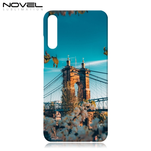 Blank 3D Plastic Sublimation Phone Case For Honor Play 3