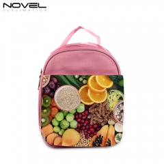 Sublimation Blank Kid Lunch Bag Pink