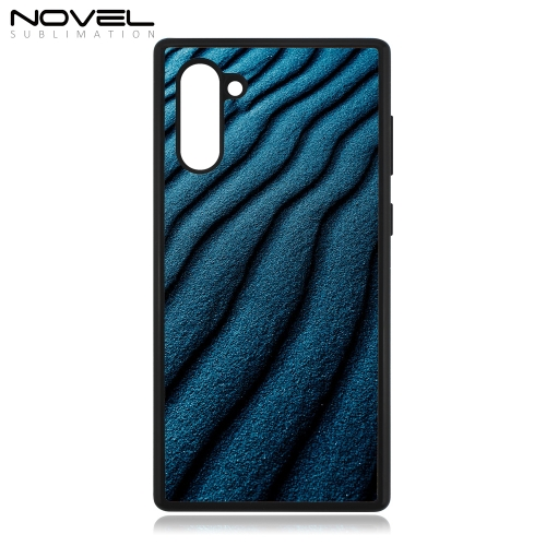 2 IN 1 2D Sublimation Case TPU+PC Cell Phone Case For Galaxy Note 10
