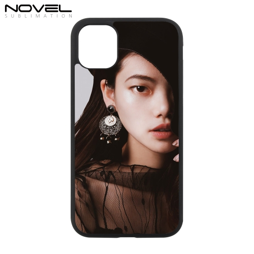 New!!! Premium Sublimation 2D Rubber TPU Case For New iPhone 11 Pro Max 6.5""