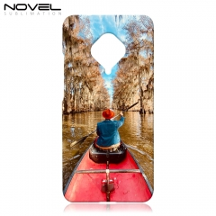 Blank Sublimation 3D Plastic Cell Phone Case For Vivo V17