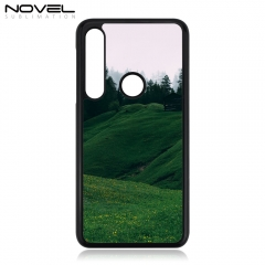 Blank 2D Sublimation Plastic Mobile Phone Cover For Moto G8 Play