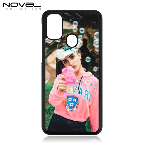 Personalized DIY Plastic Phone Cover For Galaxy M30S Sublimation 2D Case