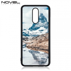 Rubber 2D Sublimation Blank TPU Cell Phone Case For LG K40