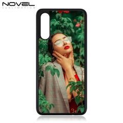 Custom 2D Plastic Cover For Galaxy A70S Sublimation Case