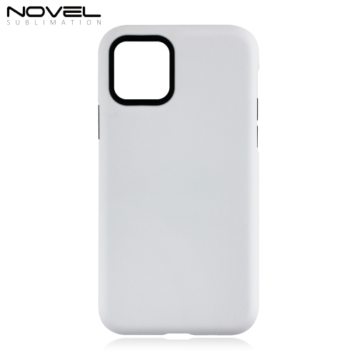 DIY 3D 2IN1 Sublimation Case For iPhone 11 Pro 5.8""