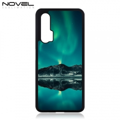 DIY Sublimation Blank 2D Plastic Case For Huawei Nova 6