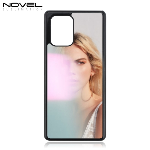 Sublimation Blank 2D Plastic Phone Case For Galaxy A91/ S10 Lite