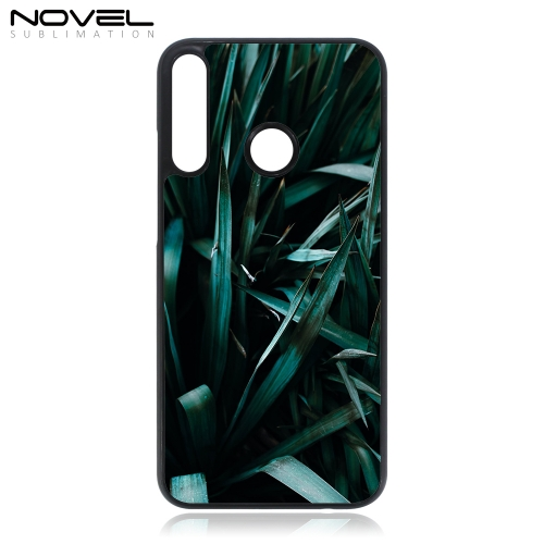 Newest DIY Blank Sublimation 2D Plastic Phone Case For Huawei P40 Series