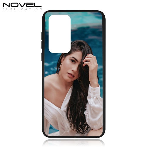 Sublimation Glass TPU Phone Case Cover For Huawei P40 Pro Plus