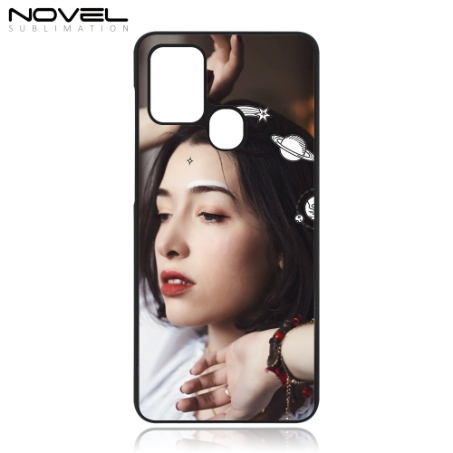Custom 2D Plastic Phone Case For Galaxy A21S Sublimation Case