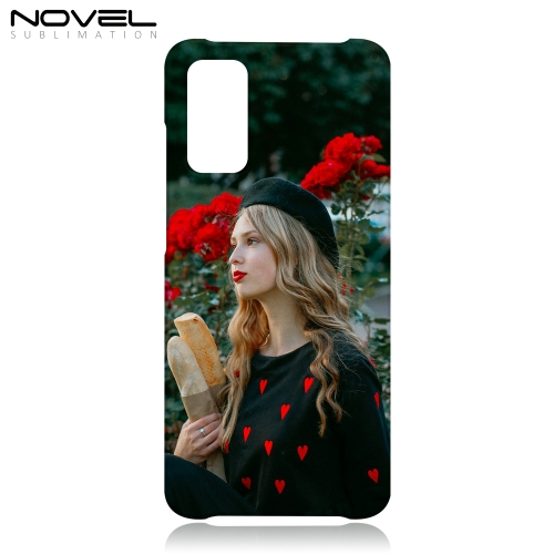3D Film Sublimation Case For Galaxy S20
