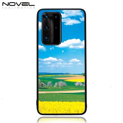 Personalized Sublimation 2D TPU Rubber Case For P40 Pro
