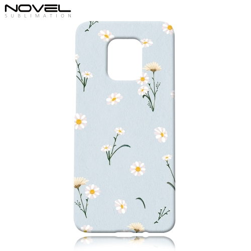 Classic Sublimation 3D Polymer Phone Case For Redmi 10X 5G