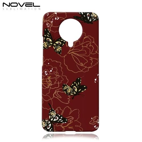 Blank Sublimation 3D PC Phone Case For Vivo S6