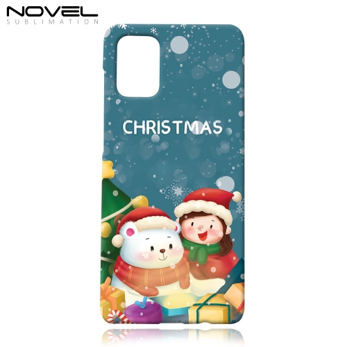 Classic Sublimation 3D Plastic Case for Galaxy A71 5G