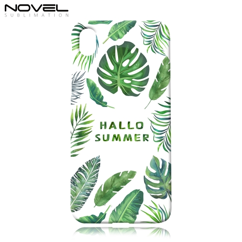 Sublimation Blank 3D Phone Case For Moto E6