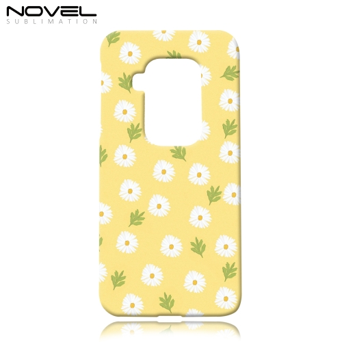 Full Printing Area Sublimation 3D Plastic Phone Case for Moto One Pro