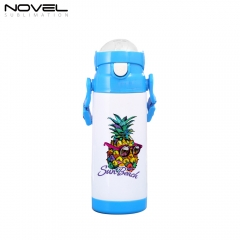 350ml Stainless Steel Children's Water Bottle Thermos Mug